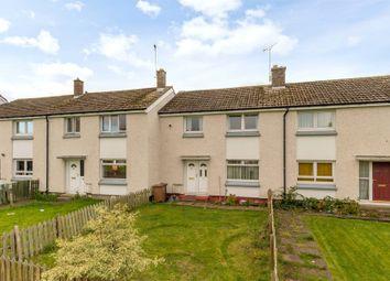 Thumbnail 3 bed terraced house for sale in Moredunvale Loan, Gilmerton, Edinburgh
