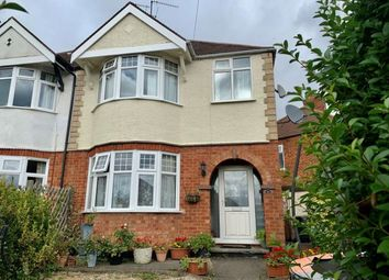 Thumbnail 3 bed semi-detached house for sale in Thornton Road, Kingsthorpe, Northampton
