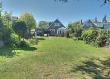 Thumbnail 3 bed detached house for sale in Hemblington Hall Road, Norwich