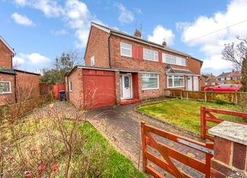 Thumbnail 3 bed semi-detached house for sale in Killingworth Drive, Sunderland