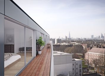 Thumbnail 3 bed flat for sale in Creek Road, London