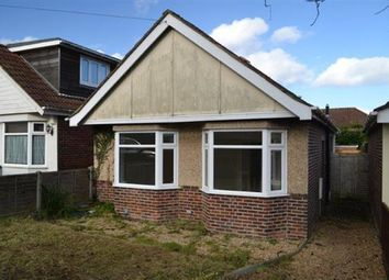 Thumbnail 2 bed bungalow to rent in Chester Road, Southampton