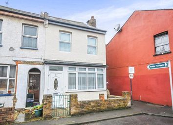 Thumbnail 3 bed end terrace house for sale in Church Path, Mitcham