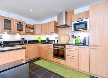 Thumbnail 2 bedroom flat to rent in Western Gateway, Canary Wharf