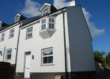 Thumbnail 3 bed town house for sale in Barn Street, Haverfordwest, Pembrokeshire