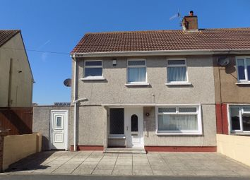 Thumbnail 3 bed semi-detached house for sale in Crimson Avenue, Sandfields Estate, Port Talbot, Neath Port Talbot.