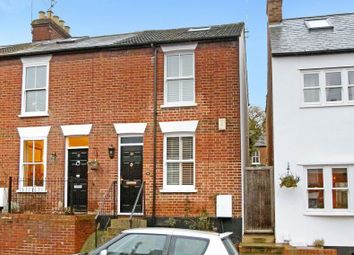 Thumbnail 2 bedroom end terrace house for sale in Bardwell Road, St.Albans