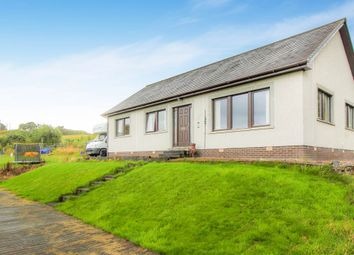 Thumbnail 3 bed detached bungalow for sale in Barcaldine, Oban