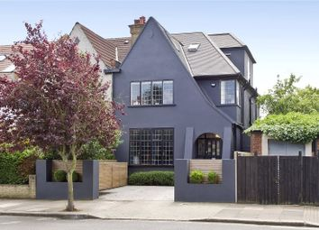 Thumbnail 4 bed end terrace house for sale in Herbert Gardens, London