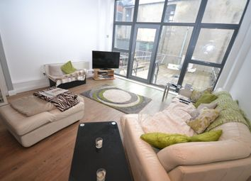 Thumbnail 3 bedroom flat to rent in Thurland Street, Nottingham