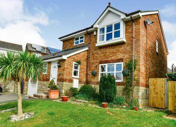 Chapman Court, Latchbrook, Saltash PL12. 4 bed detached house for sale