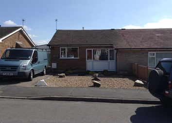 Thumbnail 2 bed bungalow to rent in Rectory Road, Markfield
