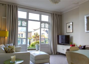 Thumbnail 2 bedroom flat to rent in Windermere Road, London