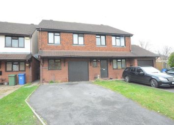 Thumbnail 4 bed semi-detached house to rent in Oak Tree Mews, Broad Lane, Bracknell