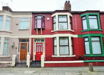 Thumbnail 3 bedroom terraced house to rent in Pensarn Road, Liverpool
