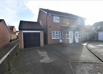 Thumbnail 3 bed semi-detached house for sale in Wingfield, Badgers Dene Grays, Essex