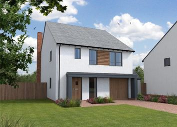 Thumbnail 4 bed detached house for sale in Orchard View, Kingfisher Rise, Newton St Cyres