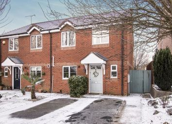 Thumbnail 3 bed semi-detached house for sale in Springslade, Birmingham, West Midlands