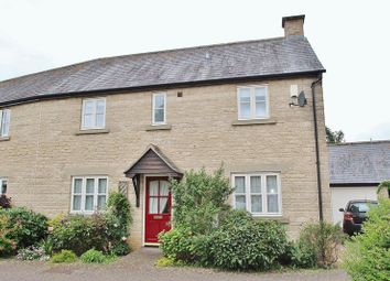 Thumbnail 3 bed semi-detached house for sale in Shrewsbury Place, Bampton