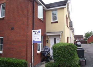Thumbnail 2 bed end terrace house to rent in Tarnock Avenue, Hengrove, Bristol