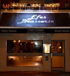 Thumbnail Restaurant/cafe for sale in Warrington, Warrington
