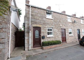 Thumbnail 2 bed terraced house for sale in Castle Street, Rhuddlan, Rhyl