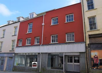 Thumbnail Commercial property for sale in High Street, Haverfordwest