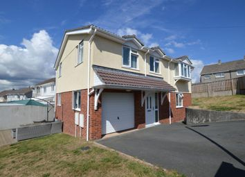 Thumbnail 4 bed detached house for sale in Dunstone Close, Plymstock, Plymouth, Devon