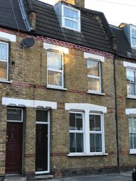 Thumbnail 5 bedroom town house to rent in Senrab Street, London