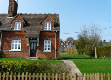 Thumbnail 2 bed end terrace house for sale in Railway Terrace, Great Bedwyn, Marlborough