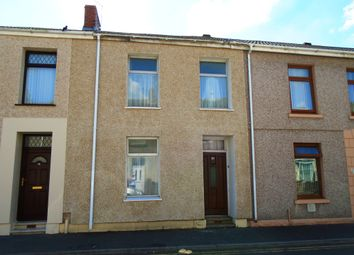 Thumbnail 3 bed terraced house for sale in Richard Street, Llanelli, Carmarthenshire, West Wales