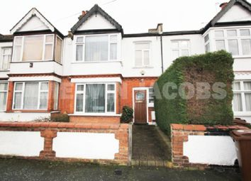 3 bed terraced house for sale in Montgomery Road, Edgware, Greater London. HA8
