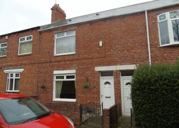 Thumbnail 2 bedroom terraced house for sale in High Hedgefield Terrace, Blaydon-On-Tyne