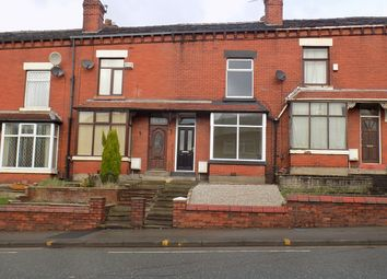 Thumbnail 3 bedroom terraced house for sale in Bury Road, Bolton