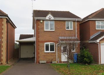 Thumbnail 3 bed detached house for sale in Pinfold Drive, Carlton-In-Lindrick, Worksop