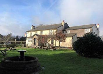 Thumbnail Pub/bar for sale in Rising Sun Inn, Woodland, Ashburton, Newton Abbot, Devon