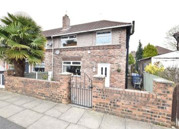 Thumbnail End terrace house for sale in Danefield Road, Allerton, Liverpool