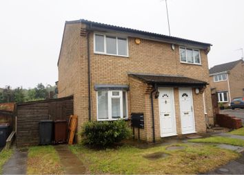 Thumbnail 2 bed semi-detached house for sale in Hamsterly Park, Southfields