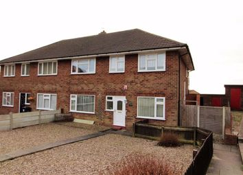 Thumbnail 2 bed flat for sale in Hilary Crest, Dudley