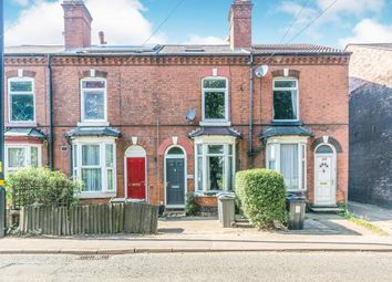 3 bed end terrace house for sale in Fox Hollies Road, Acocks Green, Birmingham, West Midlands B27