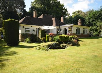Thumbnail 4 bed detached bungalow for sale in Copt Hall Road, Ightham, Sevenoaks, Kent