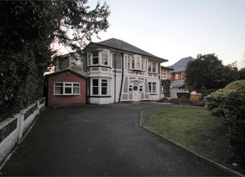 Thumbnail 1 bedroom flat for sale in 32 Portchester Road, Bournemouth, Dorset