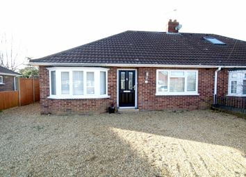 Thumbnail 2 bed bungalow for sale in Thompson Road, Thorpe St Andrew, Norwich