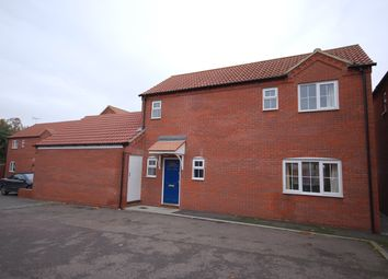 Thumbnail 3 bed detached house to rent in Jubilee Close, Thetford