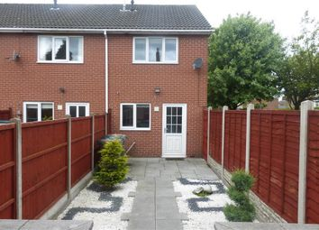 Thumbnail 2 bed property to rent in Church Avenue, Church Gresley, Swadlincote