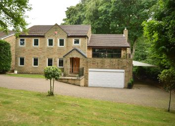 Thumbnail 4 bed detached house for sale in Westwood, Bay Horse Lane, Scarcroft, Leeds