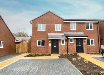 Thumbnail 3 bed town house for sale in The Riddings, Riddings, Alfreton