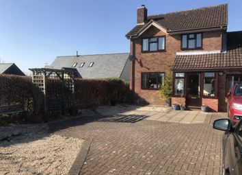 Thumbnail 4 bed detached house to rent in Meadowbank, Farm Road, Ruardean