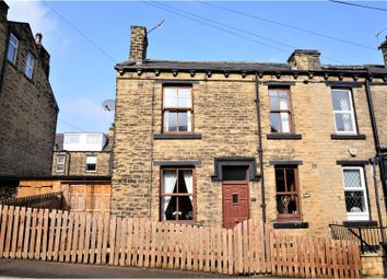 Thumbnail 2 bed terraced house for sale in Cowley Road, Leeds