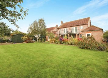 Thumbnail 4 bed detached house for sale in Shepherds Fold, Cranswick, Driffield